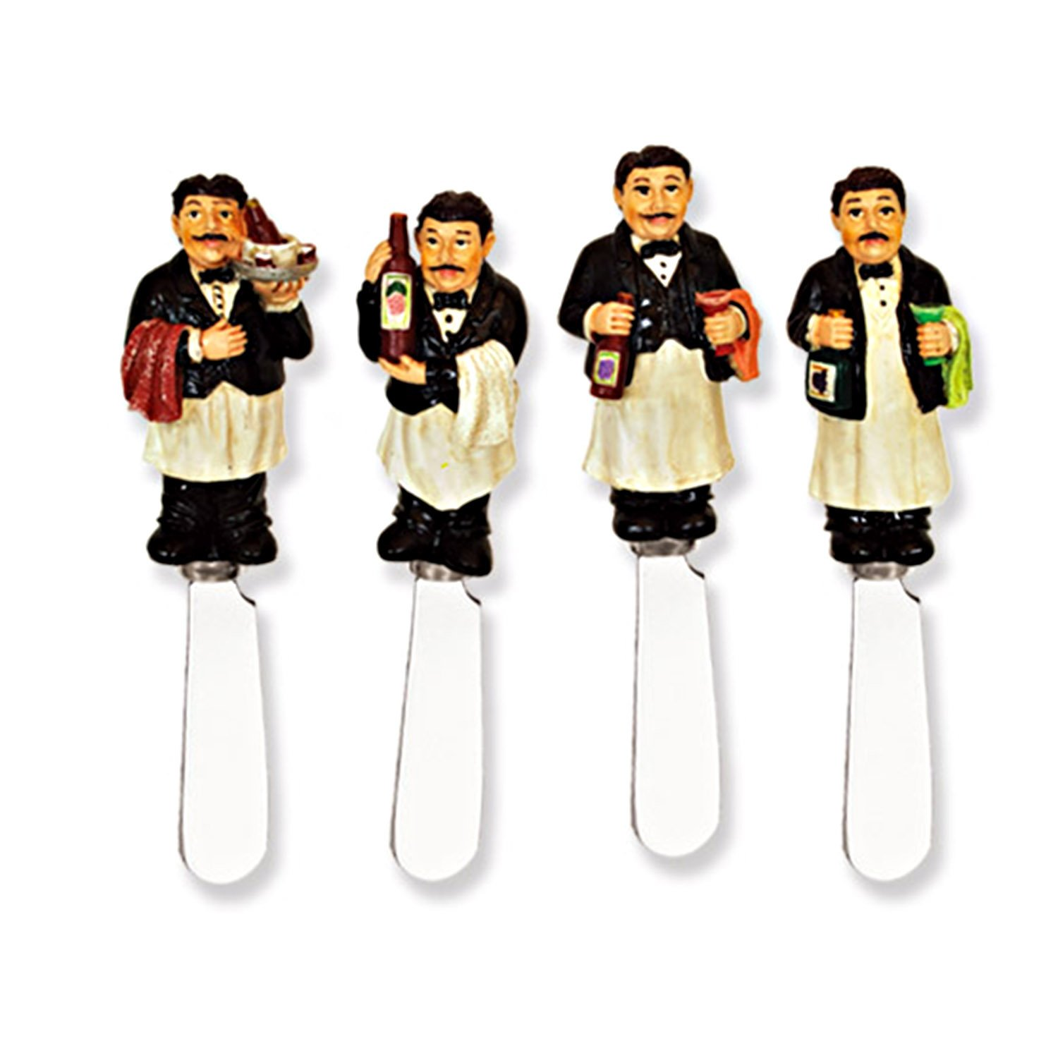Cheese Spreader Set of 4 - Chefs by Supreme Housewares 5187