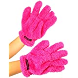 Chopstick Styler QuickDry Gloves - Dries Your Hair Faster to Enhance Curl Definition and Shine without Tangles or Frizz