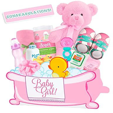 "Baby Boutique""Newborn Baby Girl Bath Time"" ..."