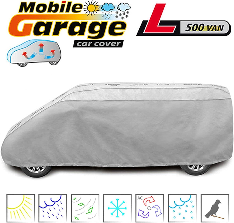 Kegel Blazusiak Mobile Garage Vollgarage L500 Van Auto