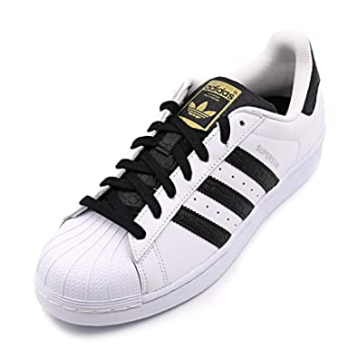 adidas Superstar s75880 - Zapatillas de Deporte Unisex, Color Blanco 48 EU en Tallas Especiales: Amazon.es: Zapatos y complementos