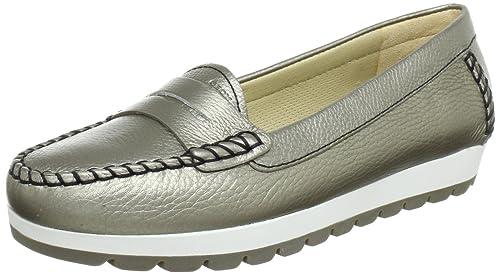 Geox Textil D Senda S, Mocasines para Mujer: Amazon.es: Zapatos y complementos