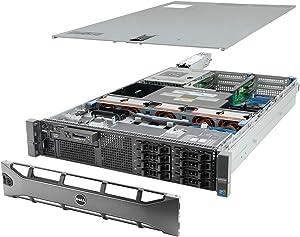 Energy-Efficient Dell PowerEdge R710 Server 2x 2.26Ghz L5520 QC 64GB (Renewed)