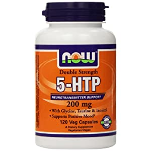Now Foods 5-HTP 200 mg Plus