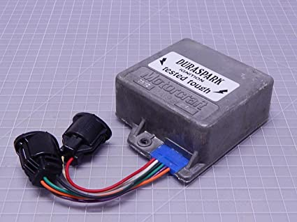 Motorcraft 12A199 DURASPARK Ignition Control Module Ignition Module on