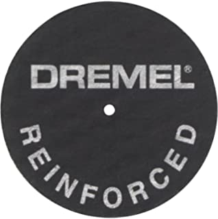"1-1//4/"" x .050/"" x 1//16/"" Cut Off Wheel Reinforced Type for use w// Dremel 5 Discs"