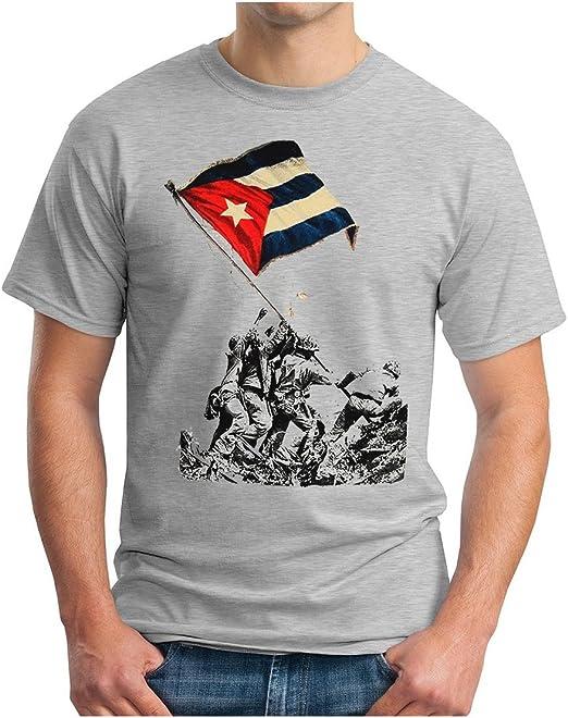 CASTRO CUBA che guevara revolution NEW Men Women T SHIRT TOP size 8 10 12 s m l