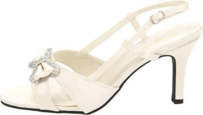 Annie Shoes Womens Cheri Slingback Sandal