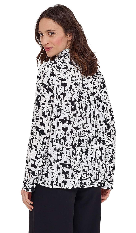 MADO ET LES AUTRES Printed Shirt Winter Collection Women