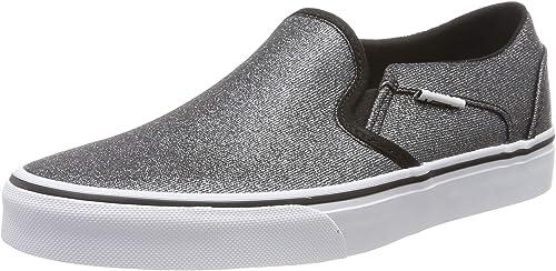 Vans Asher Platform, Baskets Femme: : Chaussures et