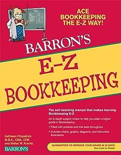 Amazon e z accounting barrons e z series 9780764142567 e z bookkeeping barrons e z series fandeluxe Images