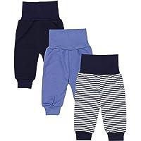 TupTam Pantalones de Bebé para Niños. Paquete de 3 uds.