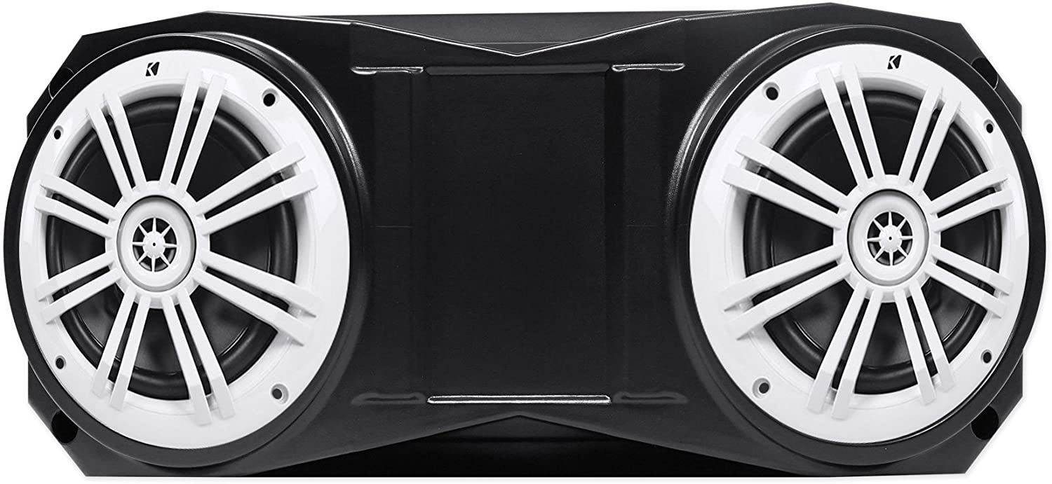 "(2) Kicker 6.5"" 150 Watt Overhead Rollbar Rollcage Speakers For ATV/UTV/Cart 71eFo12HF4LSL1500_"