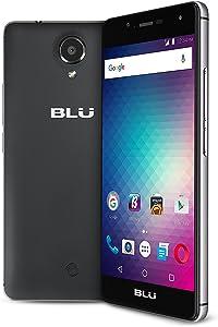 BLU R1 HD 4G LTE GSM Dual SIM Unlocked Smartphone (US Warranty) Black (16GB, 5.0 Inch)