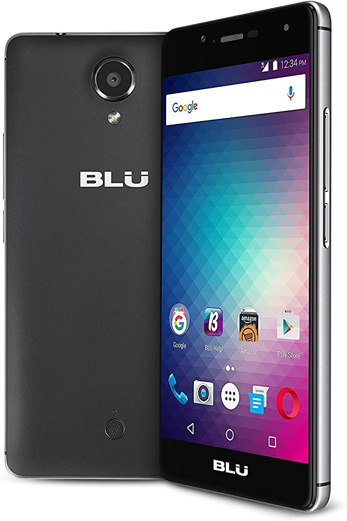 BLU Dual SIM Desbloqueado Smartphone (US) Negro R1 HD 4G LTE gsm ...