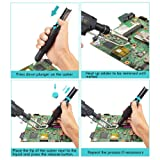 Toolour Automatic Soldering Gun Kit 5 in 1, 60W