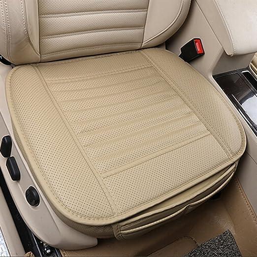 13 opinioni per Ammortizzatore di sede auto, CONMING Traspirante Carbone Seggiolino Auto cuscino