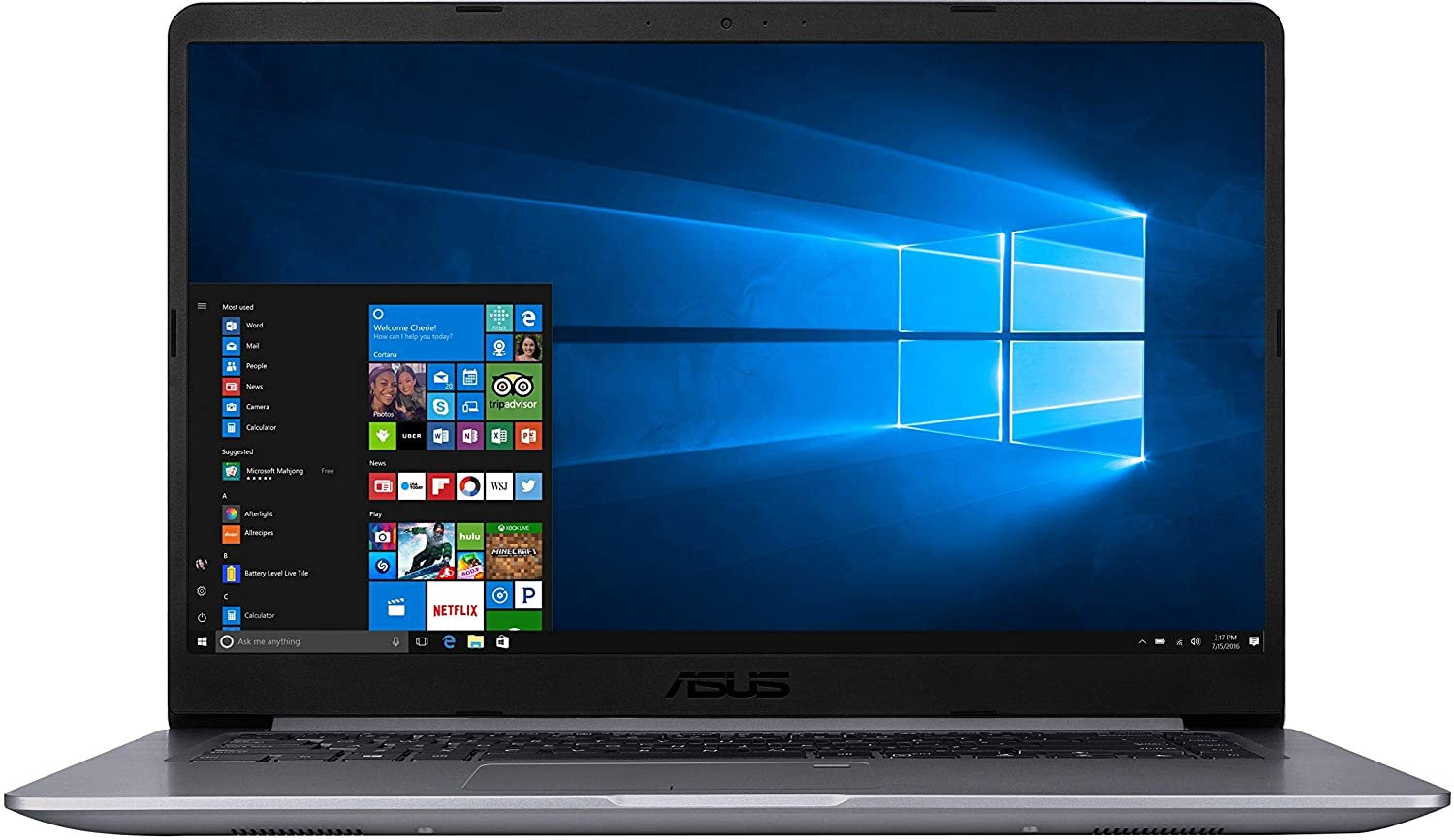 Asus K510uq Bq667t 2017 156 Inch Laptop 8th Gen I5 8250u 8gb 1tb Kabel Touchpad 8pin 05 20cm