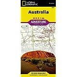 Australia Adventure Map