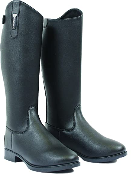 Horseware Synthetic Leather Long Riding Boots 38 EU Black  Sandales Bébé Fille Donna Piu Lucilla Aster Ofilie  Sandales Bout Ouvert Femme Y8jMvpY3Q