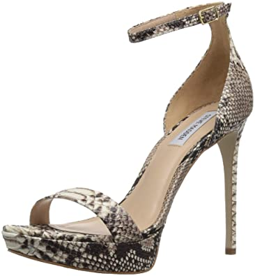 580fbf261fb Steve Madden Women's Starlet Heeled Sandal: Buy Online at Low Prices ...
