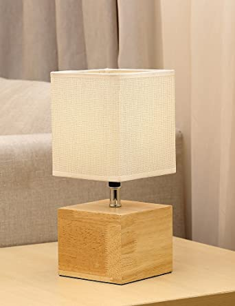 Natural wood base table lamp hompen desk lamp with 5v2a usb natural wood base table lamp hompen desk lamp with 5v2a usb charging port keyboard keysfo Image collections