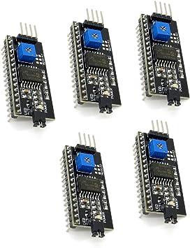 IIC//I2C//TWI//SP??I Serial Interface Board Module Port For Arduino 1602LCD Display