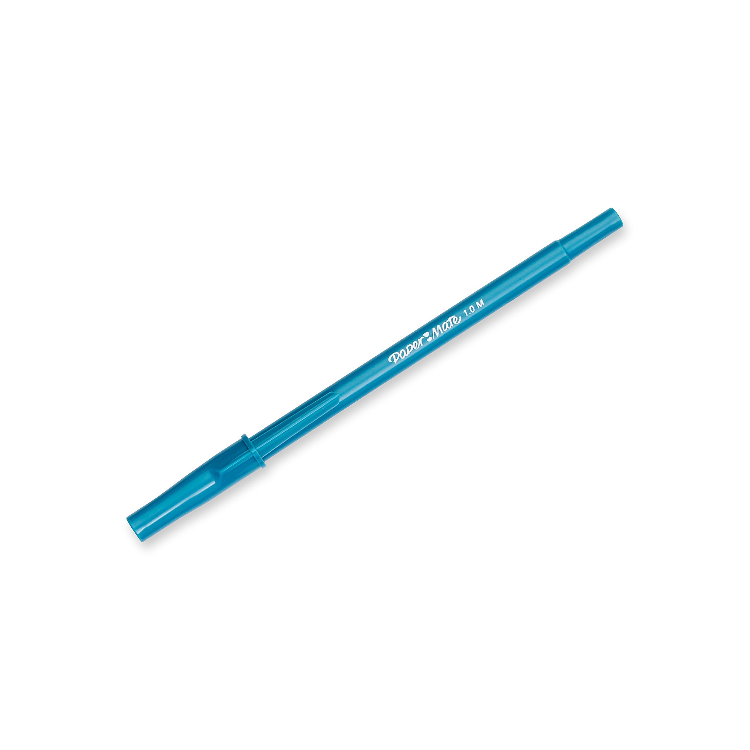 Paper Mate Write Bros Ballpoint Pens, Medium Point (1.0 mm), Blue, 60 Count by Paper Mate (Image #2)