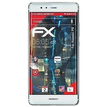 Computer, Tablets & Netzwerk Atfolix 3x Panzerfolie Für Huawei P9 Max Schutzfolie Fx-antireflex Folie Handys & Kommunikation