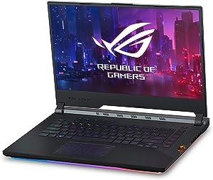 "ASUS ROG Strix Scar III (2019) Gaming Laptop, 15.6"" 240Hz IPS Type Full HD, NVIDIA GeForce RTX 2070, Intel Core i7-9750H, 16GB DDR4, 1TB FireCuda SSHD, Per-Key RGB KB, Windows 10, G531GW-KB71"