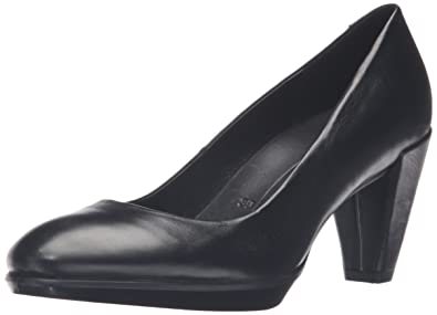 Women's Plateau Pump Black 8.5 M US