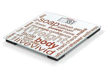 Soehnle 63765 - Báscula de baño digital Jolly: Amazon.es: Salud y cuidado personal