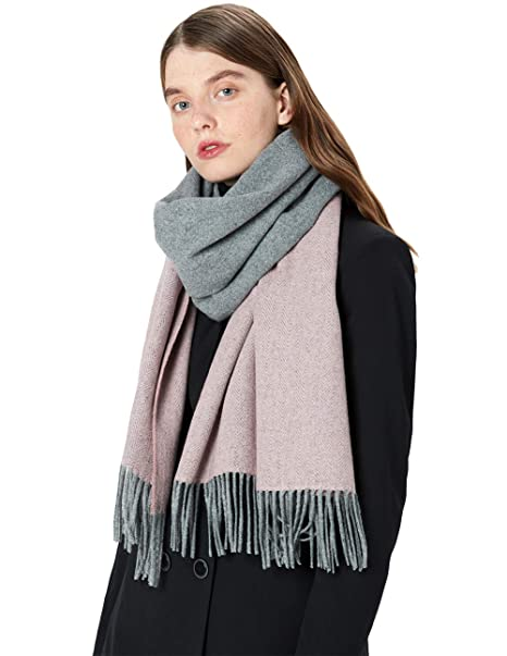 "83bc5d3757d4d Image Unavailable. Image not available for. Color: Winter Womens Wool Scarf  Extra Large 78""x26"" Warm Shawls for Women ..."