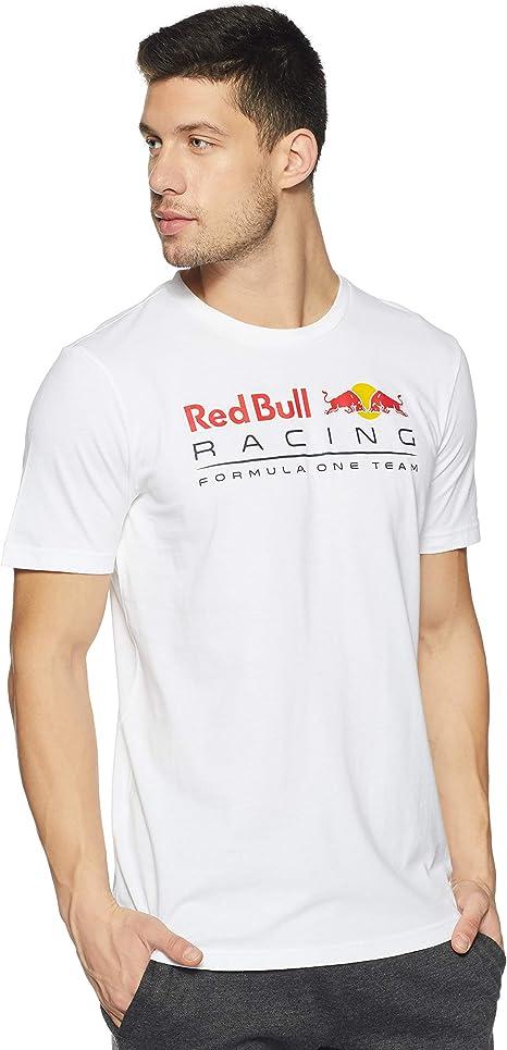 PUMA RBR Logo tee - Camiseta Hombre: Amazon.es: Deportes y aire libre