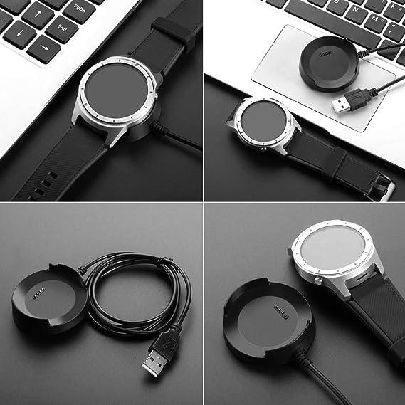 Keaiduoa - Cable de Carga USB Compatible con ZTE Quartz ZW10 ...