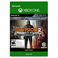 Deals on Tom Clancys The Division 2: Warlords of New York Expansion Xbox One
