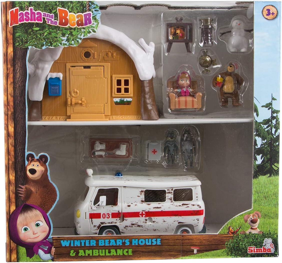 Simba Hutte, Ambulance, 109301069, multicolor , color/modelo surtido