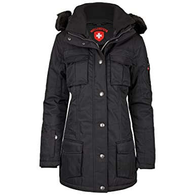 Wellensteyn damen jacke winterjacke