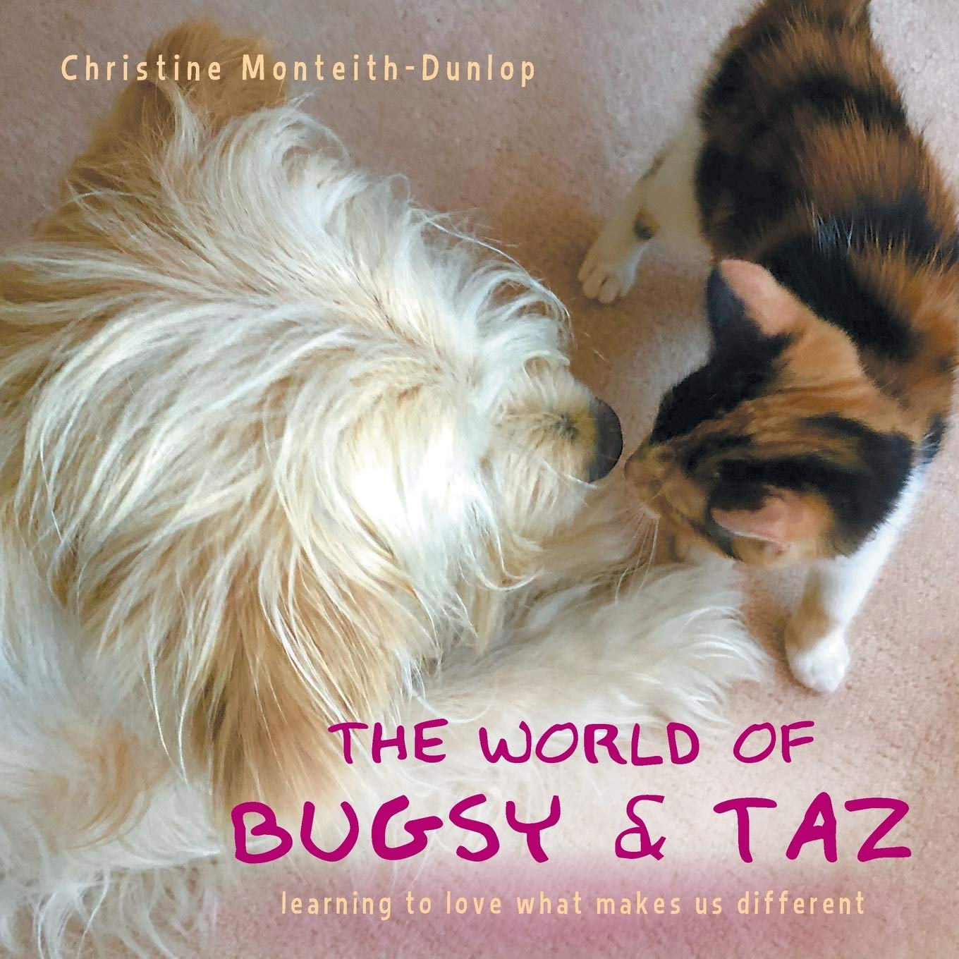 The World of Bugsy /& Taz learning to love what makes us different