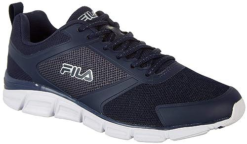 Fila Para Hombre Zapatillas Deportivas steelsprint negro
