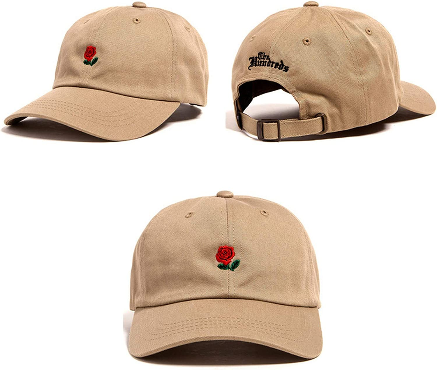 New Classic Baseball Cap Rose Hat for Women Caps Summer Sun Hat Caps Sport Cap Casual Man Baseball Hat