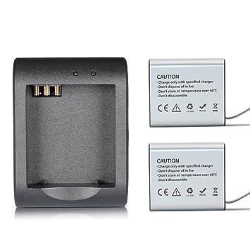 Amazon.com: SOOCOO Batería recargable y Rapid Cargador doble ...