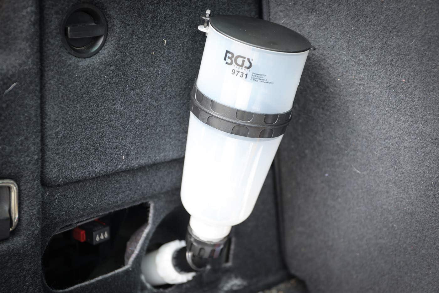 geeignet f/ür alle Fahrzeuge f/ür Harnstoff Trichter // Einf/üllhilfe f/ür AdBlue BGS 9702 Einf/ülltrichter | gerade AUS 32