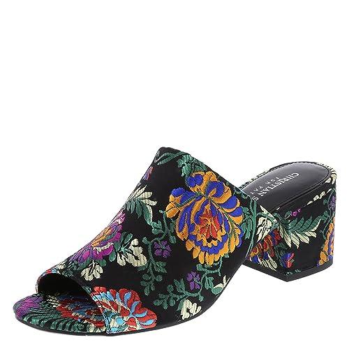 05cbb0cbed4 Christian Siriano for Payless Women's Nikolle Low Heel Slide