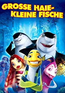 1000 Piece Jigsaw Wooden Puzzle Shark Tale Movie Posters for Adults Children Puzzle Kids Games | Puzzles Educational Toys Decompression Gifts for Boys and Girls