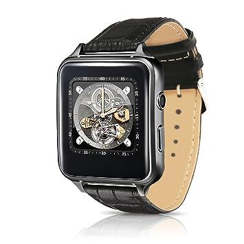 "Smartwatch, CAMTOA Android Reloj Inteligente, Smart Watch con Pantalla Táctil de 1.5 """