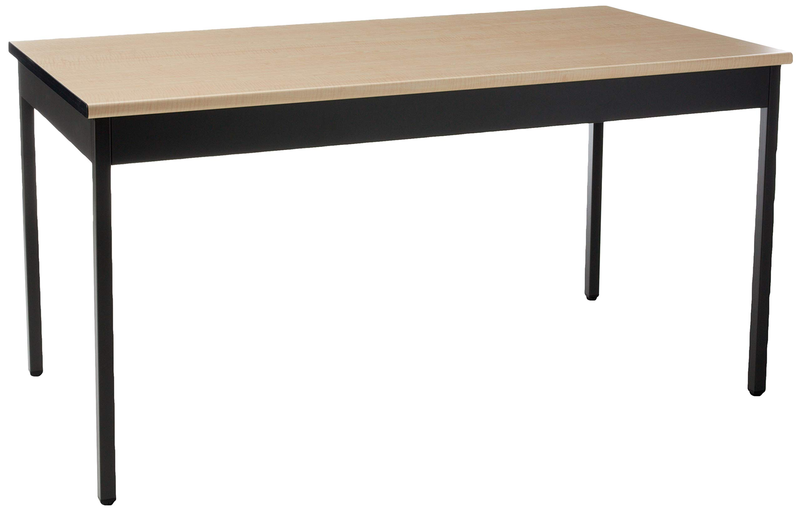 OFM UT3060-MPL Utility Table, 30 by 60-Inch, Maple