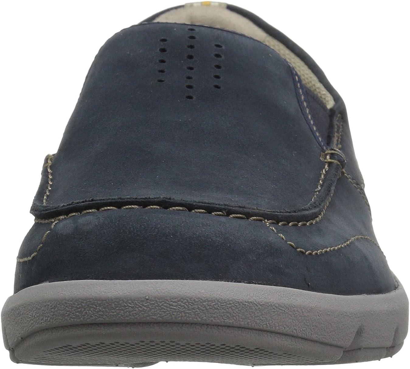Amazon.com: Clarks Jarwin Race Mocasines para hombre: Shoes