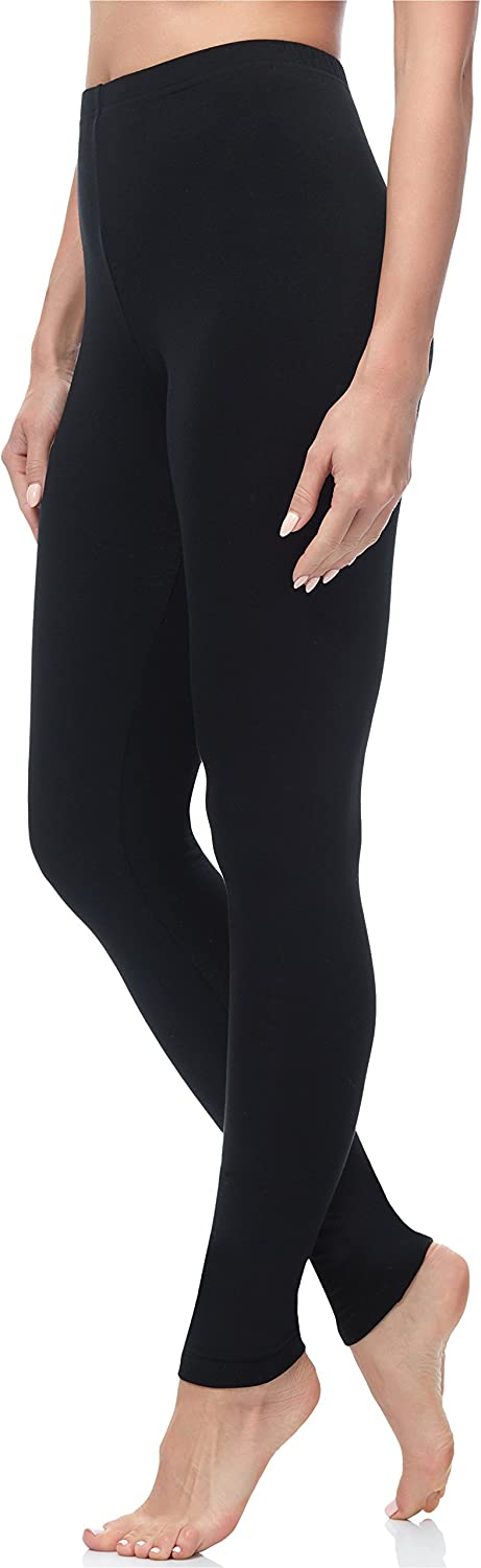 Merry Style Leggings Lunghi Pantaloni Donna MS10-263