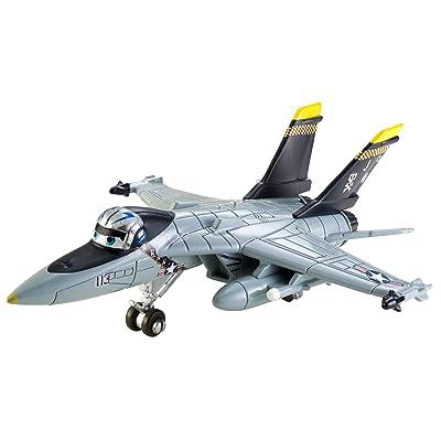 Disney Planes Bravo Diecast Aircraft: Toys & Games